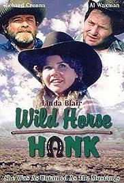 Wild Horse Hank Poster