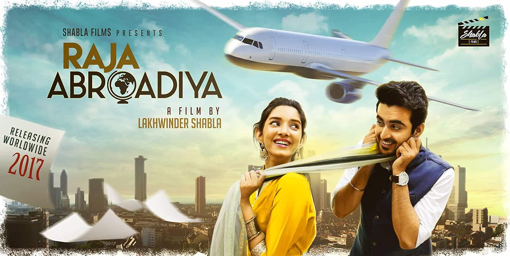 Raja Abroadiya (2018) Hindi Full Movie Watch Online