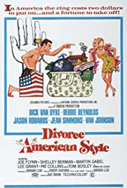 Divorce American Style Poster