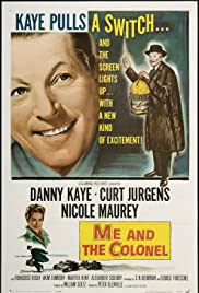 Me and the Colonel(1958) Poster - Movie Forum, Cast, Reviews