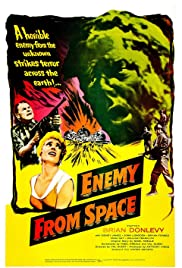 Enemy from Space Poster
