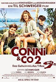 Conni und Co 2 - Das Geheimnis des T-Rex Poster