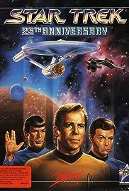 star trek 25th anniversary special dvd