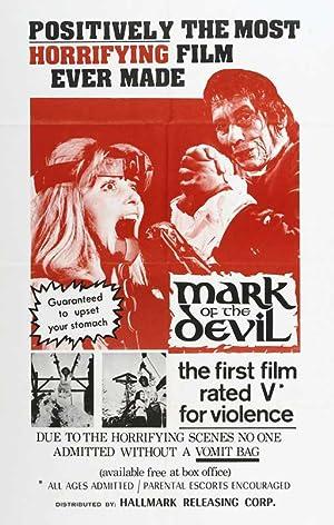 Mark of the Devil poster