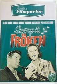 Swing it, fröken Poster
