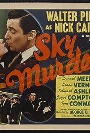 Sky Murder Poster