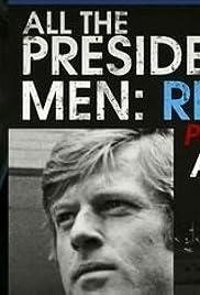 All the President's Men Revisited Poster