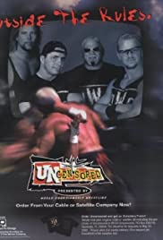 WCW Uncensored Poster