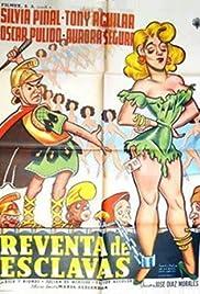 Reventa de esclavas Poster