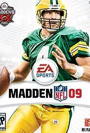 Madden NFL 2009 Poster