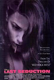 The Last Seduction Poster