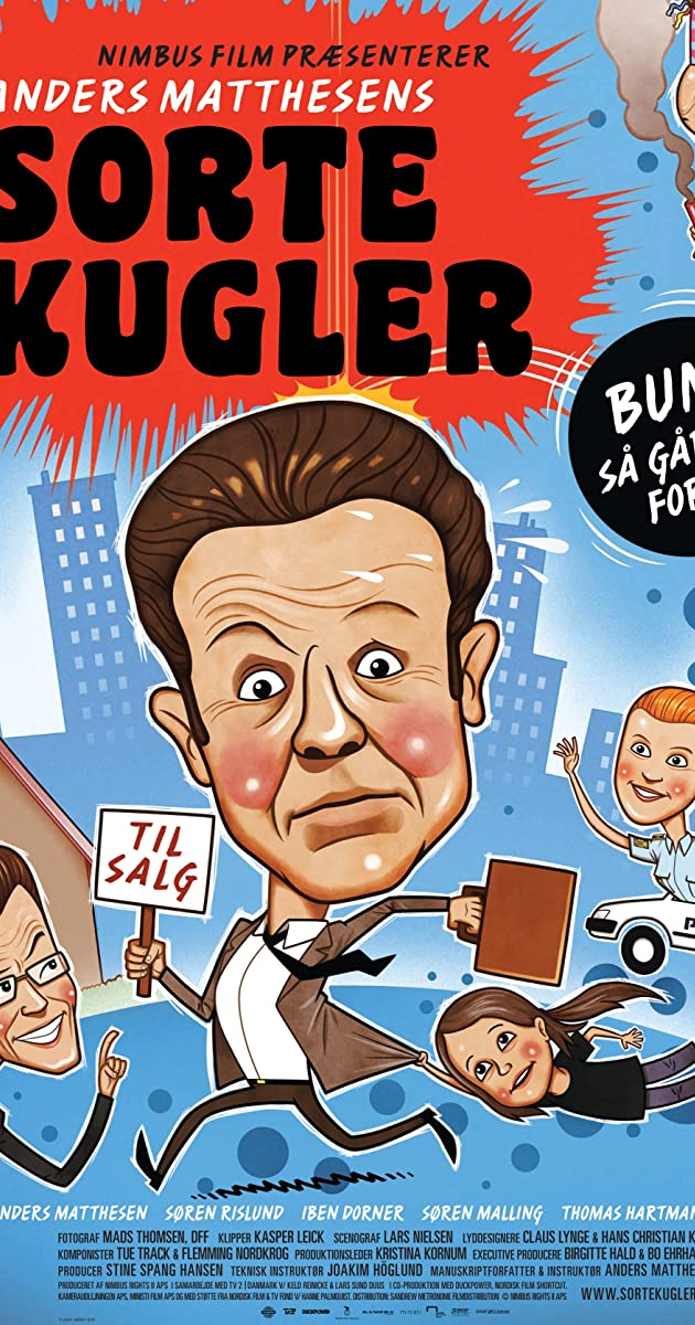 Sorte kugler (2009) - IMDb