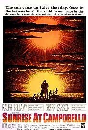 Sunrise at Campobello Poster